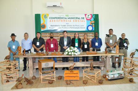 PREFEITURA REALIZA VII CONFERÊNCIA MUNICIPAL DE ASSISTÊNCIA SOCIAL